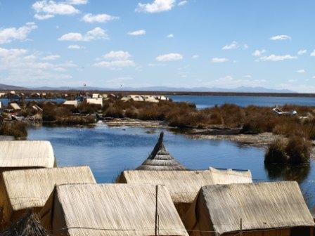 The Floating Islands of Uros on Peru's Lake Titicaca, Latin America For Less