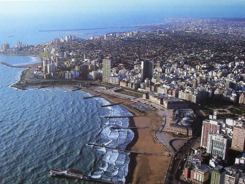 Mar Del Plata Picture Argentina Travel For Less The Famous Beach Resort